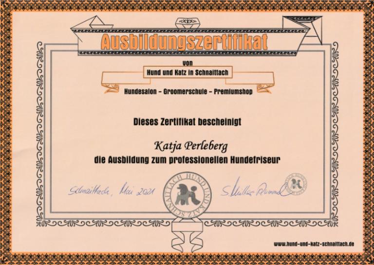 Ausbildung zum professionellen Hundefriseur